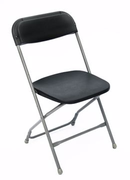 Picture of Chair - Folding Grey