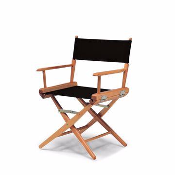 Picture of Chair - Directors Regular Wood