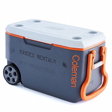 Picture of Cooler -  Medium w/ Wheels
