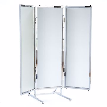 Picture of Wardrobe Mirror - 3 Way (Show Mirror)