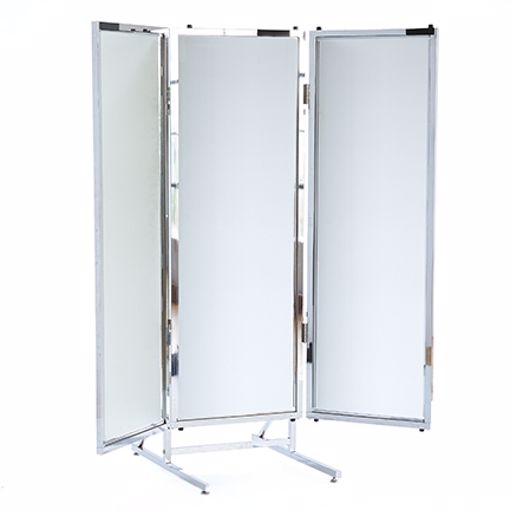 Picture of Wardrobe Mirror - 3 Way