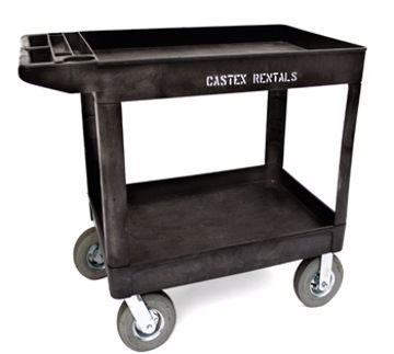 Picture of Cart - Rubbermaid cart