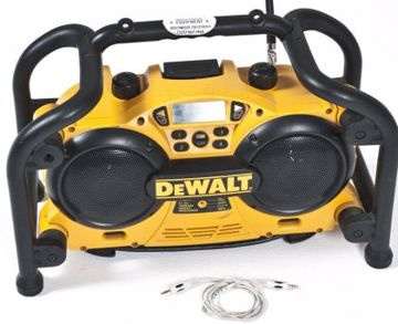 Picture of Boom Box - Dewalt