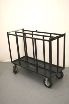 Picture of Cart - 4 X 4 Flag