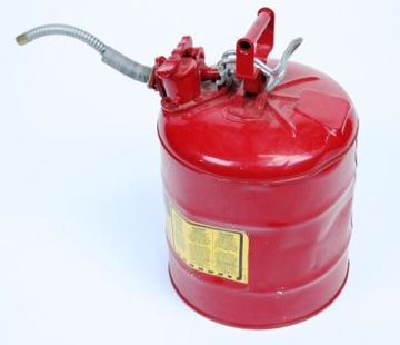 Picture of Gas Can W/Spout 5 Gallon