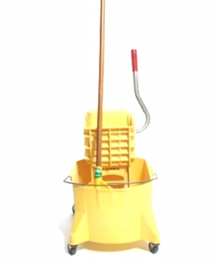 Picture of Mop, Bucket And Wringer