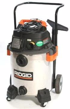 Picture of Shop Vacuum (Wet Or Dry)