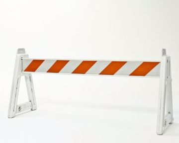 Picture of Barricades - 8' Parade