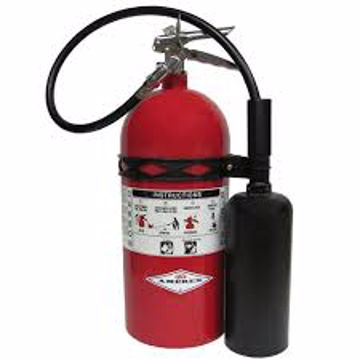 Picture of Fire Extinguisher - Co2