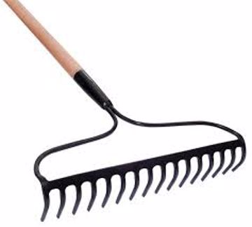 Picture of Garden Tool - Dirt Rake