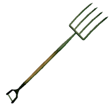 Picture of Garden Tool - Pitch Fork