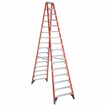 """Picture of Ladder - 16'  """"A"""" Frame"""