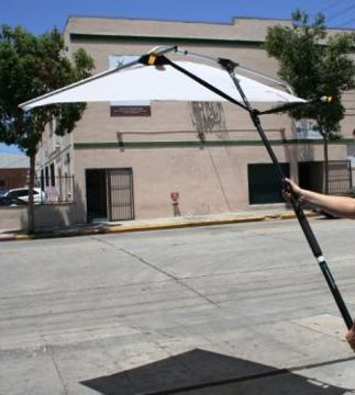 Picture of California SunSwatter - 4' X 6' Kit