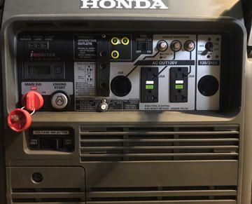 Picture of Generator - 60 Amp (7000 Wt.)