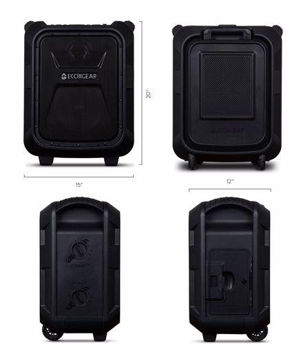 Picture of ECOXGEAR Waterproof Bluetooth Speaker - Battery Powered