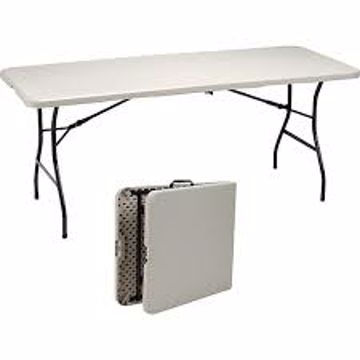 Picture of Table - 6' (Half-folding)