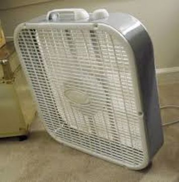Picture of Fan- Box Fan