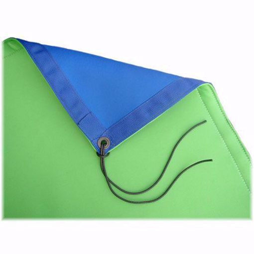 Picture of Chroma Key - 6' X 7' Blue/Green Reversible