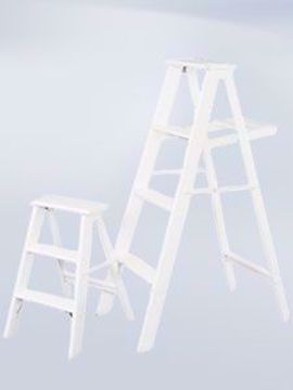 Picture of Ladder-4' White Prop Ladder