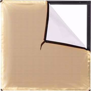 Picture of Scrim Jim 4' X 4' - Gold Fabric Only