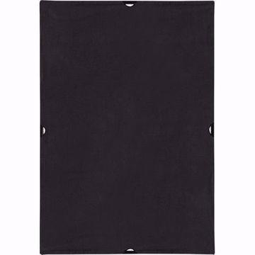 Picture of Scrim Jim 4' X 6' - Solid Fabric  (Cine)