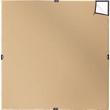 Picture of Scrim Jim - 8' x 8' Gold Fabric (Cine)