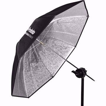 """Picture of Profoto - Umbrella Shallow 42"""" (M) Silver"""