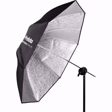Picture of Profoto - Umbrella Shallow (M) Silver
