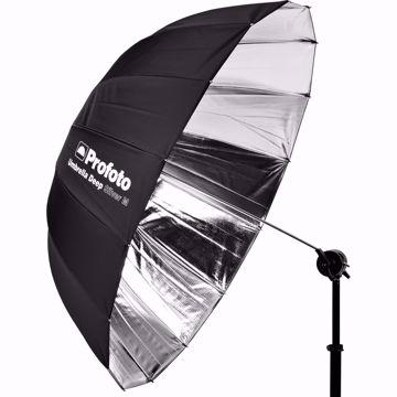 """Picture of Profoto - Umbrella Deep 41"""" (M) Silver"""