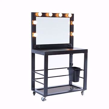 Picture of Make-Up Table - Double Metal