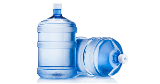 Picture of 5 Gallon Water Bottle (water dispenser)