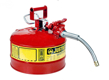 Picture of Gas Can W/Spout 2.5 Gallon