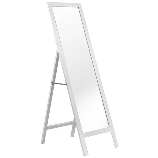 Picture of Wardrobe Mirror - Full Length White