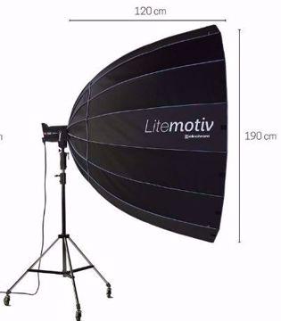 Picture of Elinchrom - Litemotiv 190 Parabolic