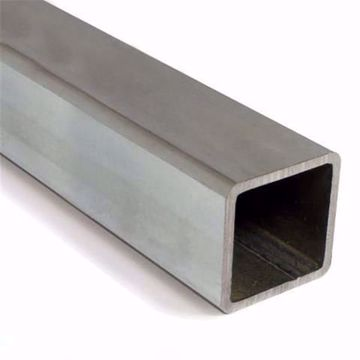 """Picture of Square Steel Pipe - By The Foot (2"""")"""